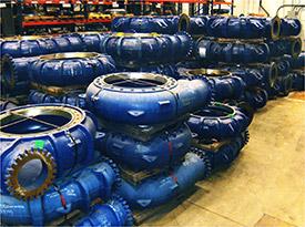 GIW® Minerals REGEN service center