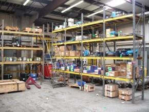Thomson Service Center Warehouse