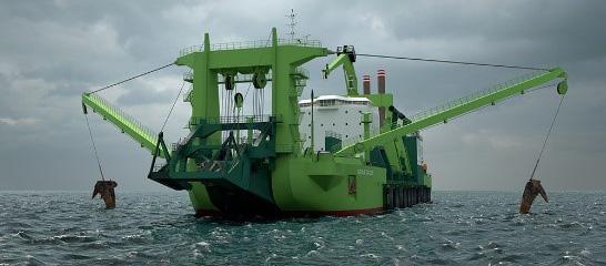 New Dredge Pump Orders Extend GIW Global Reach   GIW